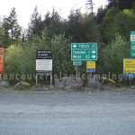 signs to cougar creek