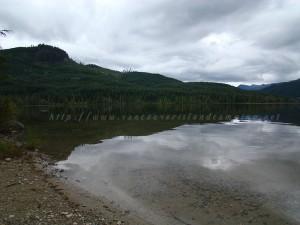 lower and uppler klaklakama lake campgrounds