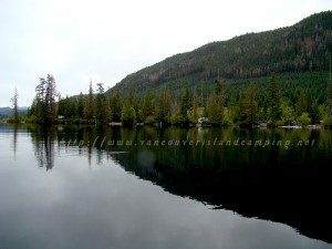vernon lake recreation campground