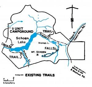 Schoen Lake Provincial Park