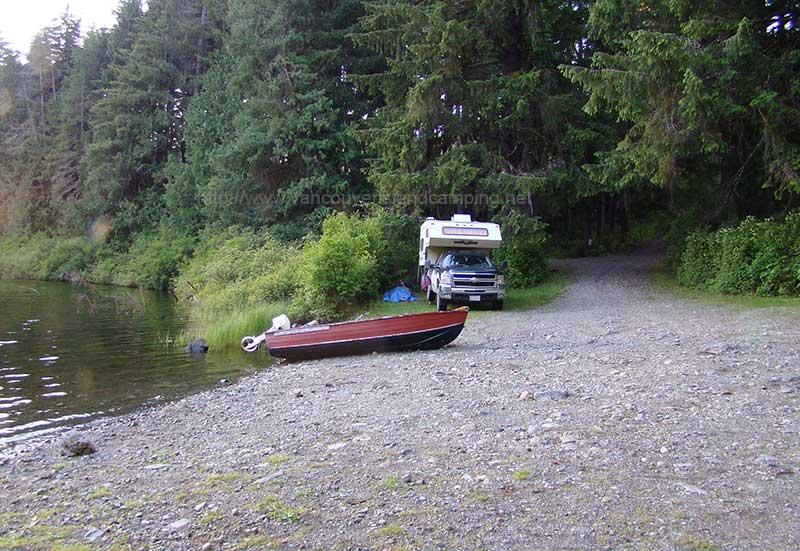 Kathleen Lake Vancouver Island